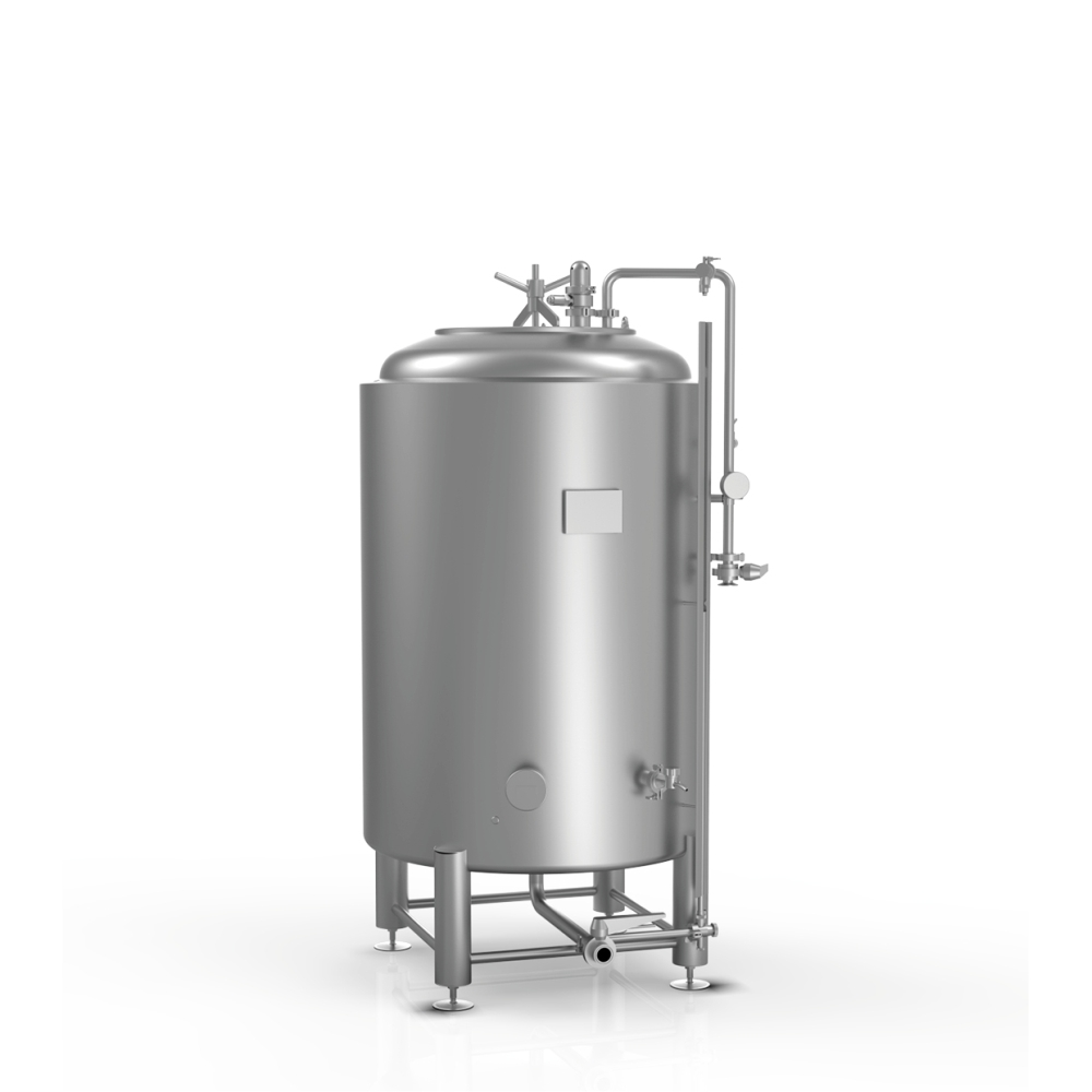 Beer fermentation and maturation tanks of exceptional