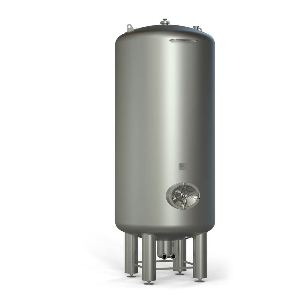 Custom-made equipment for small and medium-sized breweries