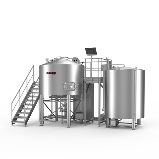 Mashing and mixing system